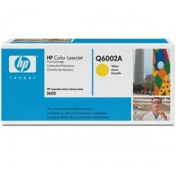 Toner Laser HP 1600/2600/2605 Q6002A (AMARILLO)