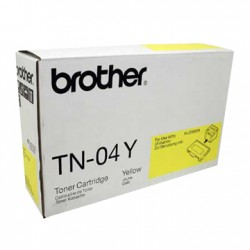 Toner Brother TN04Y HL-2700/MFC-9420CN Amarillo