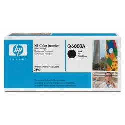 Toner Laser HP 1600/2600/2605 Q6000A (Negro)