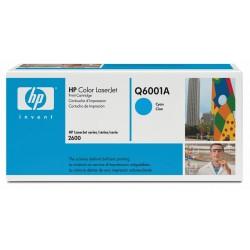Toner Laser HP 1600/2600/2605 Q6001A (CIAN)