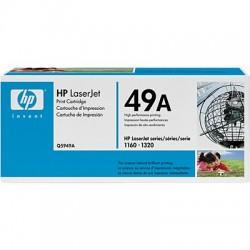Toner Laser HP (Q5949A) LaserJet 1160/1320/3390/3392 Negro (49A)