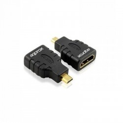 Adaptador Approx HDMI to micro HDMI (APPC19)