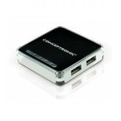 Hub USB 4 Salidas Conceptronic USB2 (C4PUSB2)