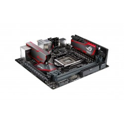 Placa Base INTEL s1151 ASUS MAXIMUS VIII IMPACT ITX 2xDDR4 HDMI 4xSATA3