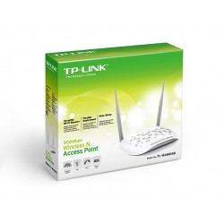 Pto. Acceso TP-LINK 300Mb Wifi (TL-WA801ND)