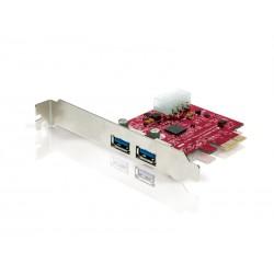 Controladora Conceptronic PCIe 2 Puertos USB3.0 (CUSB3EXi)