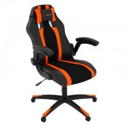 Silla TACENS Gaming Negro/Naranja con brazos (MGC2BO)