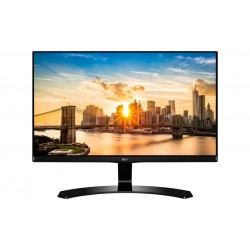 Monitor LG 27'' LED IPS FHD Negro (27MP68HM-P)