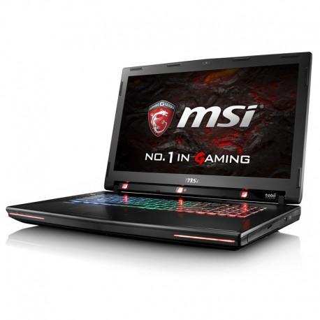 Ordenador Portatil MSI GT72VR 6RD-065ES (i7-6700, 16Gb, 256+1Tb, 17.3, GTX1060)