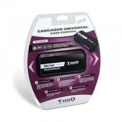 Adaptador AC Portátil TOOQ 90W Universal Manual 1xUSB (TQLC-90BS02M)