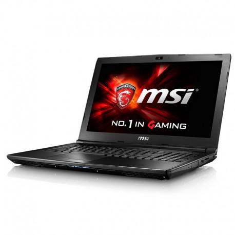 Ordenador Portátil MSI GL62 6QF-1230XES (i5 6300, 8GB, 1TB + 256 SSD, GTX960 2GB, DVDRW, Sin Sistema
