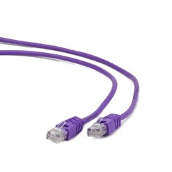 Cable Red GEMBIRD CAT6 FTP 0.25M Violeta (PP6-0.25M/V)