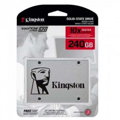Disco SSD Kingston 240Gb SUV400S37 sATA3 2.5'' (SUV400S37/240G)