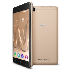 Smartphone WIKO LENNY3 MAX 5'' QCore 2Gb 16Gb A6.0 Color Dorado