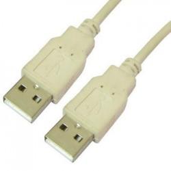 Cable USB 2.0 A/M-A/M NanoCable 1M (10.01.0302)