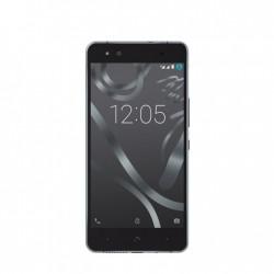 Smartphone BQ AQUARIS X5 4G QCore 16Gb 2Gb A5.1 Negro/Gris (C000079)