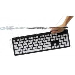 Teclado LOGITECH K310 Washable Keyboard Lavable (920-004044)