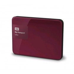 Disco Duro 2TB Western Digital USB3 2.5'' Red/Berry (WDBBKD0020BBY-EESN)