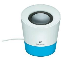 Altavoces Logitech Z50 10W Azul (980-000806)
