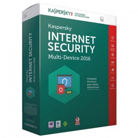 Kaspersky Internet Security Multi-Device 2016 2U (KL1941SBBFS-6LTD)
