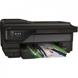 Impresora Multifuncion HP Officejet 7612 A3 ADF Wifi USB Red (G1X85A)