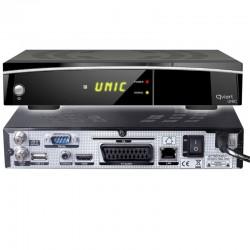 Receptor de Satélite QVIART UNIC (FHD, USB, Lan, Wifi, 3G)