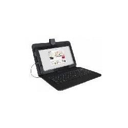 Funda Approx C/Teclado Tablet 9'' NEGRO (APPIPCK03)