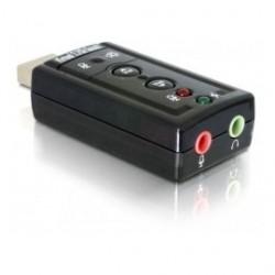 Tarjeta de Sonido APPROX USB 7.1 + Volumen (APPUSB71)