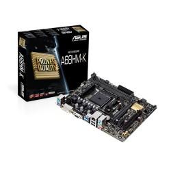 Placa Base AMD sFM2+ ASUS A68HM-K 2xDDR3 VGA DVI 4SATA3 3USB3 mATX