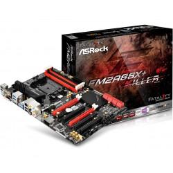 Placa Base AMD sFM2+ ASROCK FM2A88X KILLER 4xDDR3,VGA,DVI,HDMI,6USB3