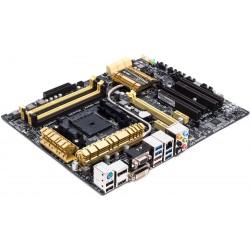 Placa Base ASUS A88X-PRO:(FM2 )4DDR3,VGA,DVI,HDMI,6SATA3,4USB3