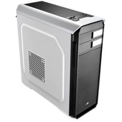 Semitorre AEROCOOL Aero 500WH Card Reader USB3 Blanca (AERO500WH) (Sin Fuente)