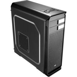 Semitorre AEROCOOL Aero 500BK Card Reader USB3 Negra (AERO500BK) (Sin Fuente)