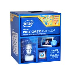 MicroProcesador INTEL i5 4690 3.5Ghz, 6MB, IN BOX (s1150)