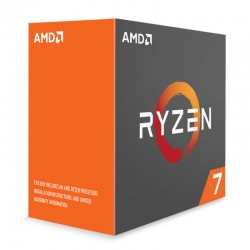 MicroProcesador AMD Ryzen 7 1800X 3.6Ghz AM4 Caja