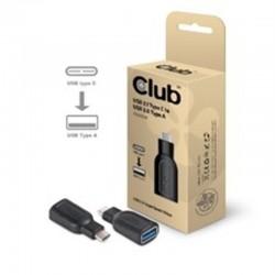 Adaptador C3D USB3.1 Type-C a USB3.0 Type-A OTG (CAA-1521)