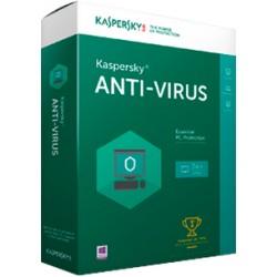 Antivirus Kaspersky 2018 1U (KL1171S5AFS-8)