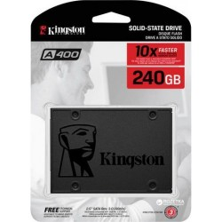 Disco SSD Kingston 240Gb A400 Sata3 2.5'' (SA400S37/240G)