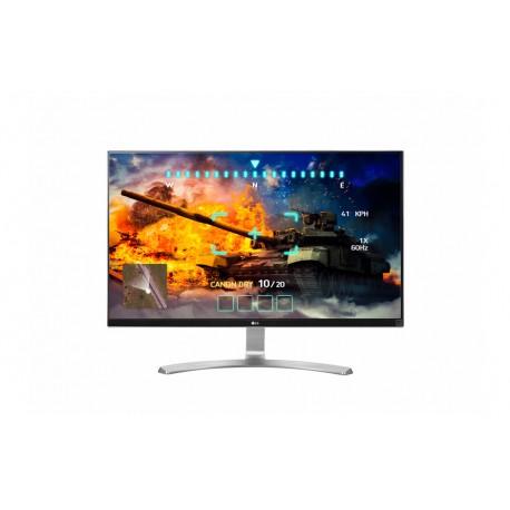 Monitor LED LG 27'' 4K 2xHDMI sRGB Gaming (27UD68-W)