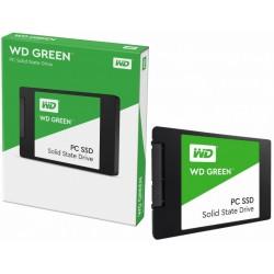 Disco SSD Western Digital Green 120Gb SATA 2.5'' (WDS120G1G0A)