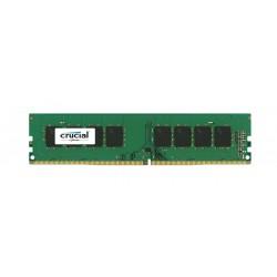 Modulo Ram CRUCIAL DDR4 4Gb 2133Mhz PC4-1700 (CT4G4DFS8213)