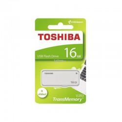 Pendrive TOSHIBA 16Gb USB2 Blanco U203W0160E4