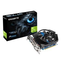 Tarjeta Gráfica GIGABYTE PCIe GT740 2Gb VGA 2DVI HDMI (GV-N740D5OC-2GI)