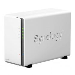 Caja NAS Synology DiskStation 2xSATA2.5/3.5 (DS216se)