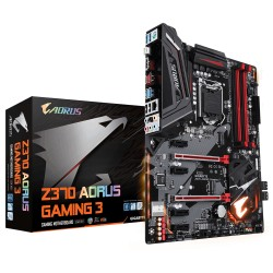 Placa Base INTEL GIGABYTE GA-Z370 AORUS Gaming 3 s1151 4xDDR4 ATX