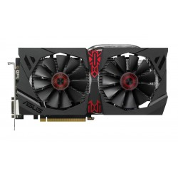 Tarjeta Gráfica ASUS PCIe3 AMD R9 380 2Gb (STRIX-R9380-DC2OC-2GD5-GAMING)