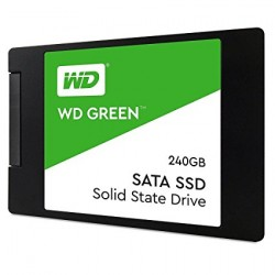 Disco SSD Western Digital Green 240Gb SATA 2.5'' (WDS240G2G0A)