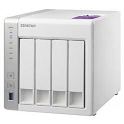 Caja Servidor NAS QNAP TS-431P SATA 6Gb/s 4XHDD 2XGLan