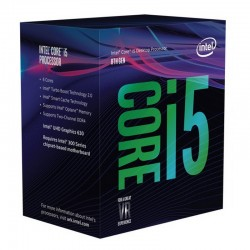 MicroProcesador Intel Core i5-8400 s1151 2.8Ghz 9Mb