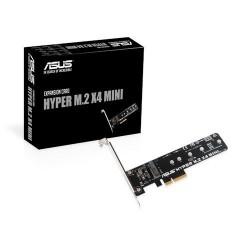 Tarjeta Controladora ASUS PCIe HYPER M.2 X4 Mini